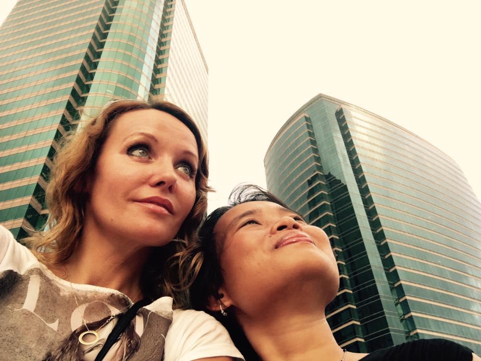 Justyna & Jen